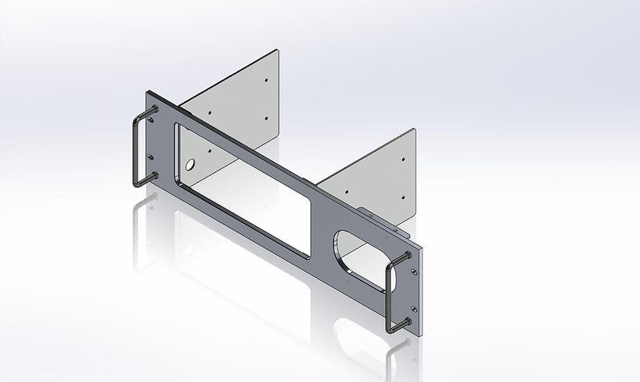 3U Panel for ICOM 7300/9700