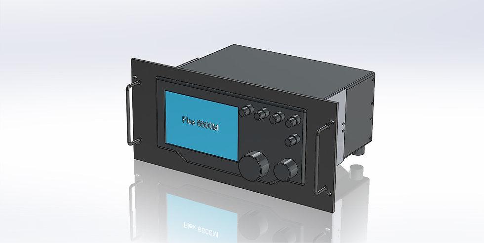 5U Panel for Flex 6600M