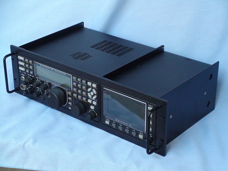 3U Panel for Elecraft K3(s) and P3