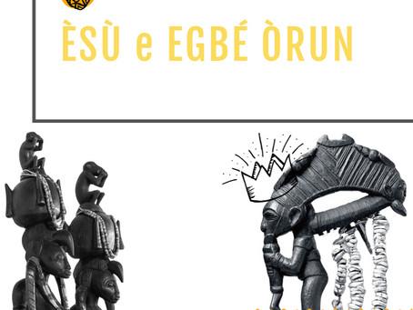 Èsù e Egbé Òrun -  Caos e Progresso