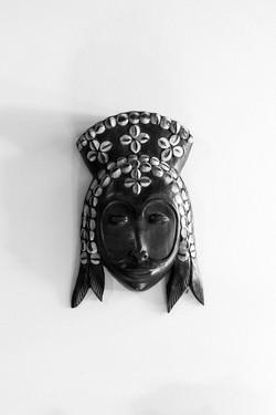 Máscara em homenagem à Yemoja