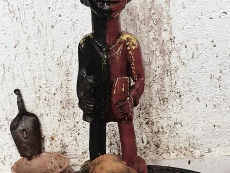 Èsù Awure, o Èsù que pode proteger os caminhos individuais