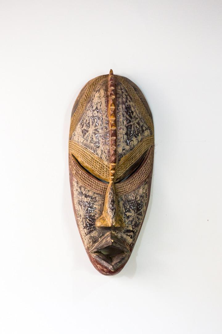 Máscara Nigeriana