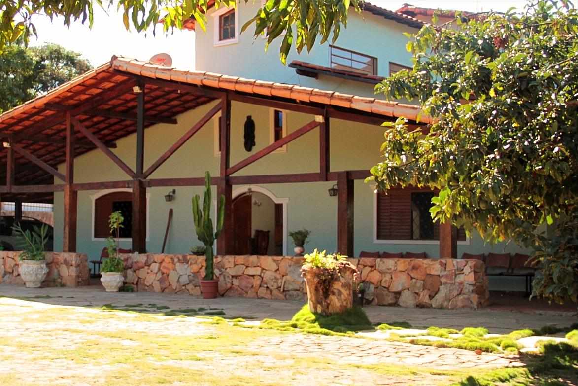 Casa Principal do Templo
