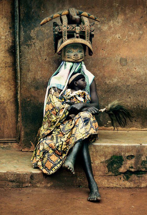 Meu Coração Africano - Ancestralidade