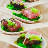 tuna - mirin - tobiko