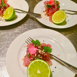 tuna - lime