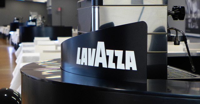 LAVAZZA JSTADIUM COFFE CORNER