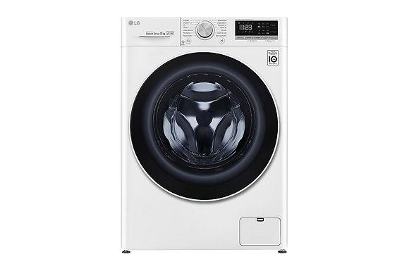 Máquina de Lavar Roupa LG F4WN408N0