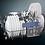 Thumbnail: Máquina de Lavar Loiça SIEMENS SN23HI36TE