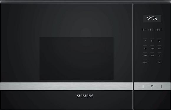 Micro-ondas Encastre SIEMENS BF525LMS0