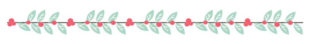 Guirnalda de flores 7
