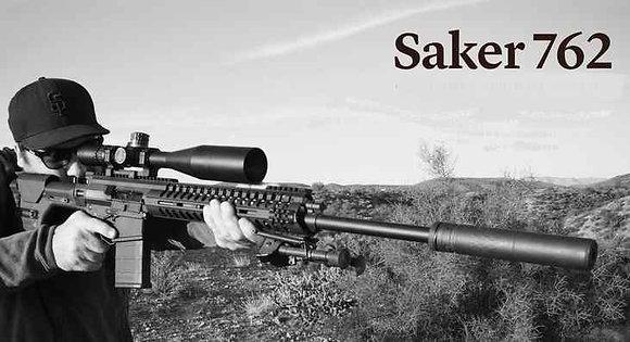 Silencerco SAKER 7.62 ASR