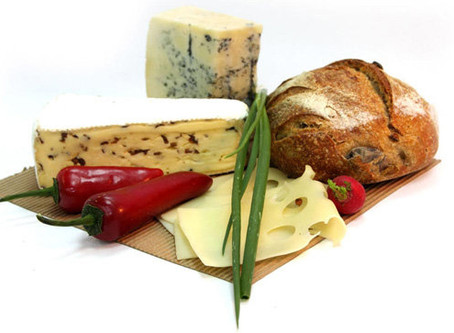 Signature Holiday Cheese Plate