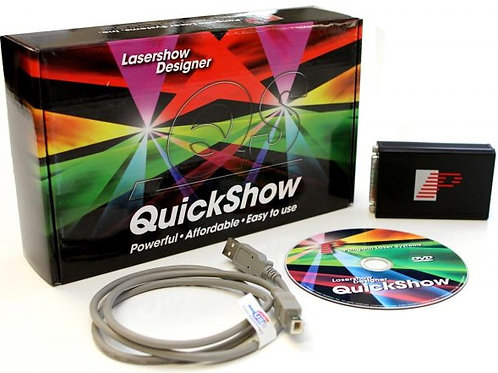 Pangolin Quickshow FB3QS