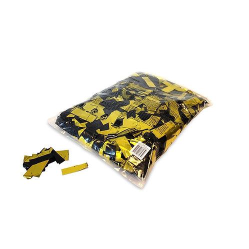 Bicolour Rectangle Confetti (55 X 17 MM)