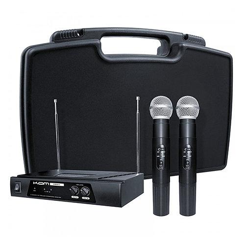 Kam KWM11 VHF Wireless Microphone