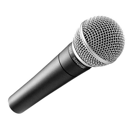 Shure SM58 Corded Microphone