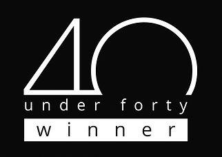 40 under 40 winners logo WO.jpg