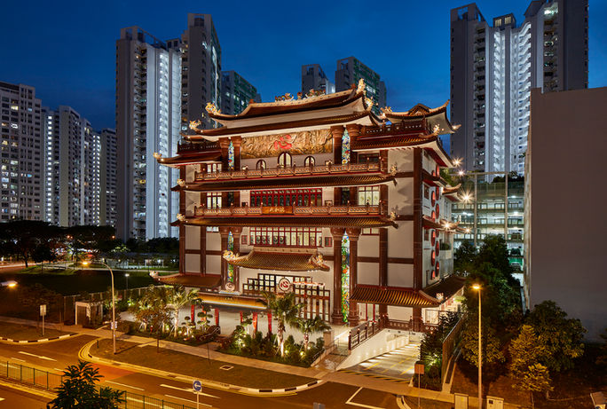 Thye Hua Kwan Temple