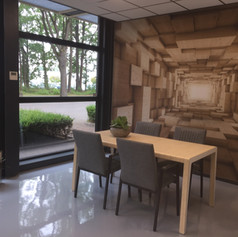 multiplex tafel kantoorinrichting