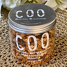 Butterscotch Granola Jar