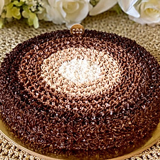 Buttericing Mousse Gateau
