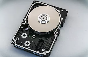 HDD Data Recovery Pickup