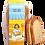 Thumbnail: Classic Whole Wheat Sourdough Bread