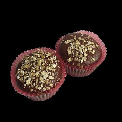 Vegan Peanut Muffins