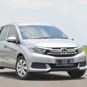Mobkas New Honda Mobilio S (2017-2018): Favorit Taksi Online