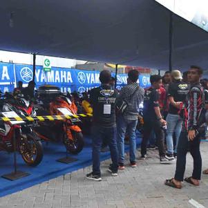 Bidik Pemilik Skutik MAXI Series, CustoMAXI Surabaya Sukses Jaring Peserta Baru