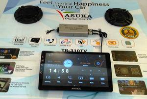 OTOPLUS-ONLINE I Asuka Built-In DSP TR-310TV Setara Headunit