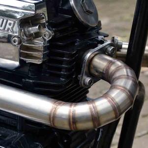 Twin Port Cylinder Untuk Yamaha Scorpio