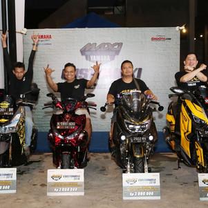Inilah Pemenang CustoMAXI Surabaya