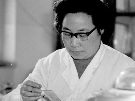 Women's History Month: Tu Youyou, Heroine Against Malaria