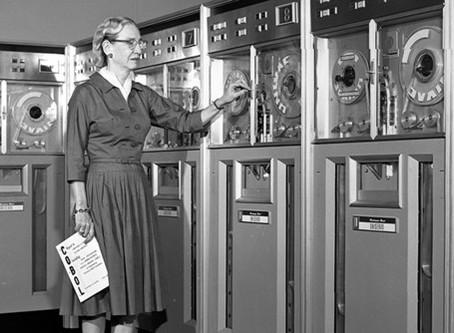 Women's History Month: Grace Hopper