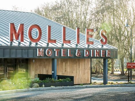 New Mollie's Motel, Bristol opens