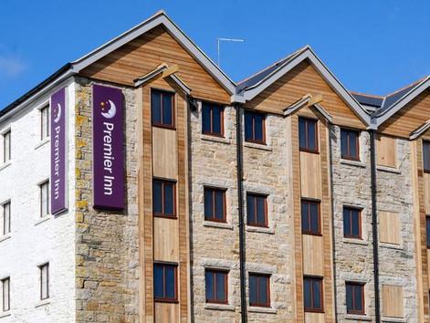 Premier Inn Penzance shortlisted for award