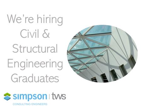 Seeking graduates!