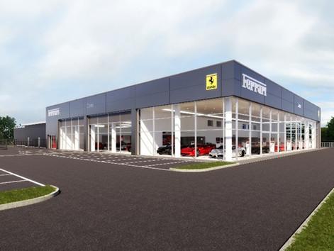 Ferrari Exeter