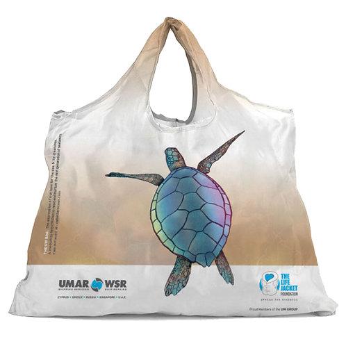 Turtle Design | Foldable Shopping Bag