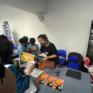DD and DT Program visit International Community School