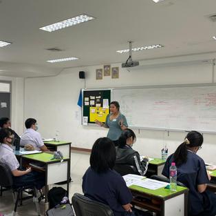 DD and DT Program visit Yothinburana School