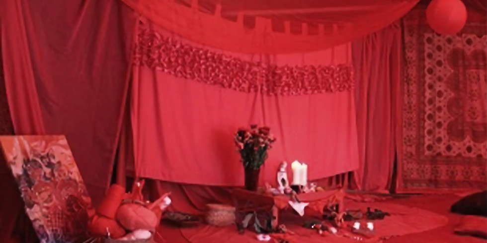 New Moon Red Tent for Women - Virtual