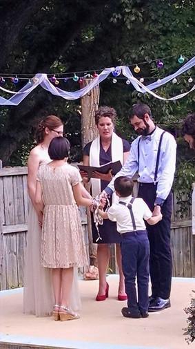 Jamie & Joshua & Ava & Rowan