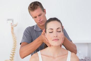 Sunnyvale Chiropractor, neck adjustment