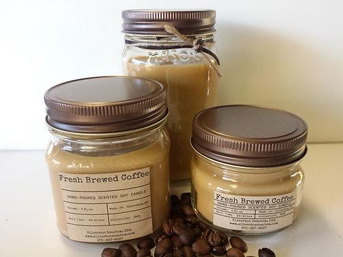Fresh Brewed Coffee