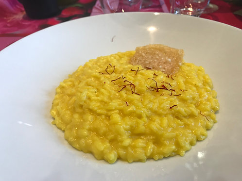 Risotto Milan Style