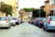 Strada per Villa Paola